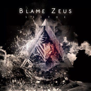 RockmusicRaider - Blame Zeus - Seethe - Album Cover