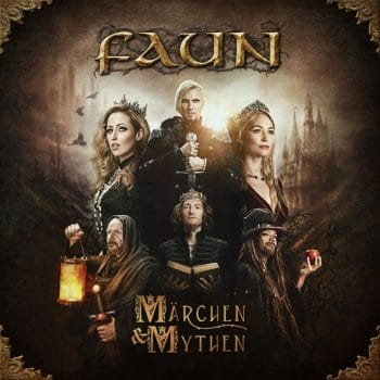 RockmusicRaider - Faun - Märchen & Mythen - Album Cover