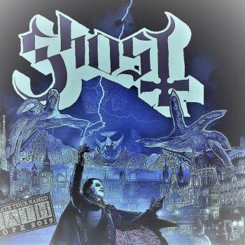 RockmusicRaider - Ghost - Live Wembley 2019