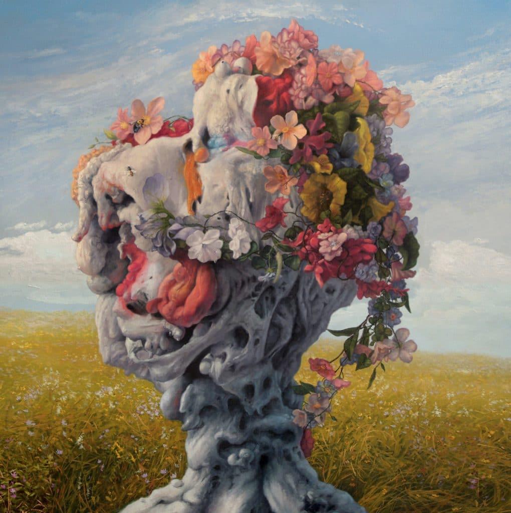 RockmusicRaider - Wilderun - Veil of Imagination - Album Cover
