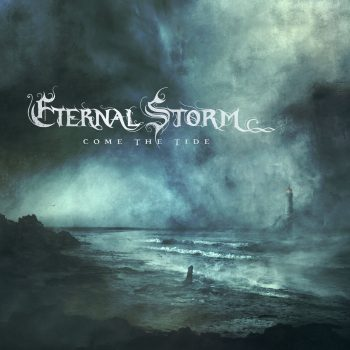 RockmusicRaider - Eternal Storm - Come The Tide - Album Cover