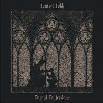 RockmusicRaider - Fvneral Fvkk - Carnal Confessions - Album Cover