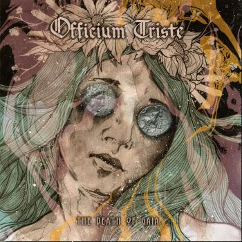 RockmusicRaider - Officium Triste - The Death of Gaia - Album Cover