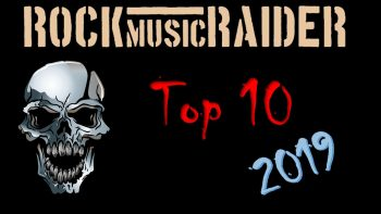 RockmusicRaider - Top 10 Records 2019