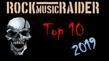 RockmusicRaider - Top 10 Records 2019