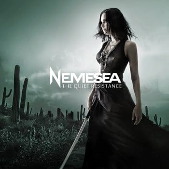 RockmusicRaider - Nemesea - The Quiet Resistance - Album Cover