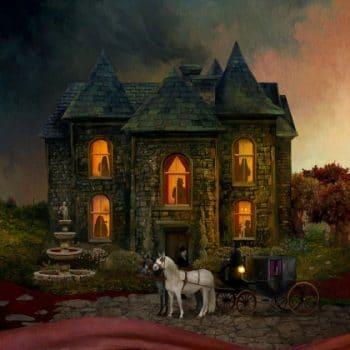 RockmusicRaider - Opeth - In Cauda Venenum - Album Cover