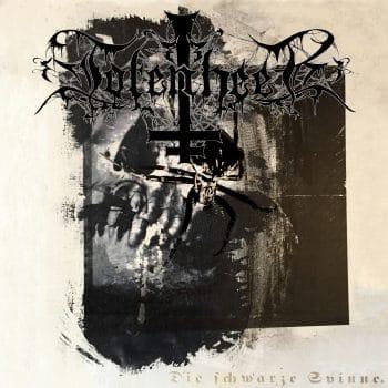 RockmusicRaider - Totenheer - Die Schwarze Spinne - Album Cover