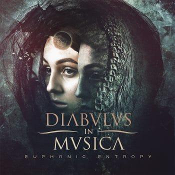 RockmusicRaider - Diabulus in Musica - Euphonic Entropy - Album Cover