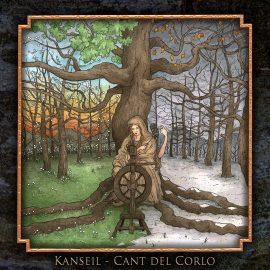 RockmusicRaider - Kanseil - Cant del Corlo - Album Cover