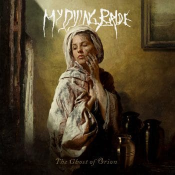 RockmusicRaider - My Dying Bride - The Ghost of Orion - Album Cover