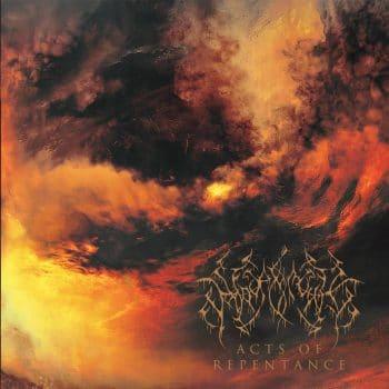 RockmusicRaider - Wardaemonic - Acts of Repentance - Album Cover