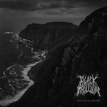RockmusicRaider - Black Trillium - The Fatal Shore - Album Cover