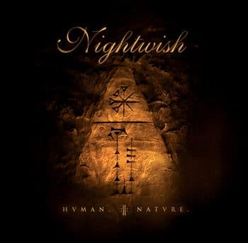 RockmusicRaider - Nightwish - Hvman :||: Natvre - Album Cover