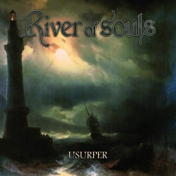 RockmusicRaider - River of Souls - Usurper - Album Cover