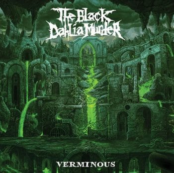 RockmusicRaider - The Black Dahlia Murder - Verminous - Album Cover