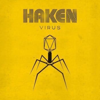 RockmusicRaider - Haken - Virus - Album Cover