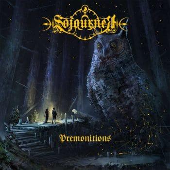 RockmusicRaider - Sojourner - Premonitions - Album Cover