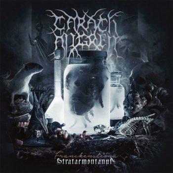 RockmusicRaider - Carach Angren - Franckensteina Strataemontanus - Album Cover
