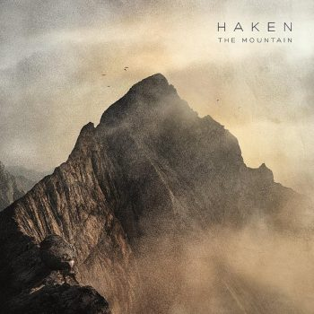 RockmusicRaider - Haken - The Mountain - Album Cover