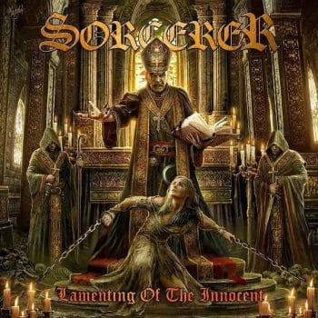 RockmusicRaider - Sorcerer - Lamenting of the Innocent- Album Cover