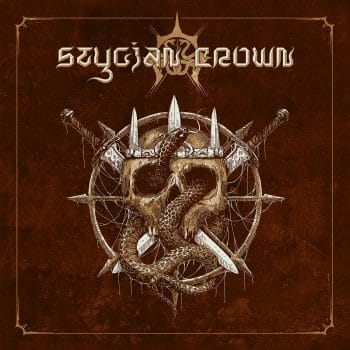RockmusicRaider - Stygian Crown - Self-Titled - Album Cover