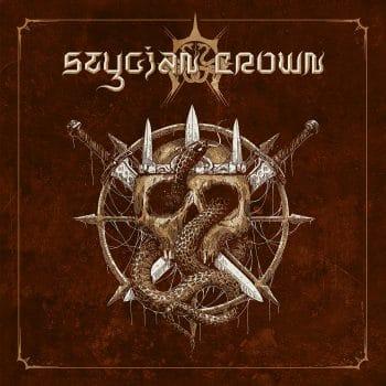 RockmusicRaider - Stygian Crown - Self-Titled - Album Cover