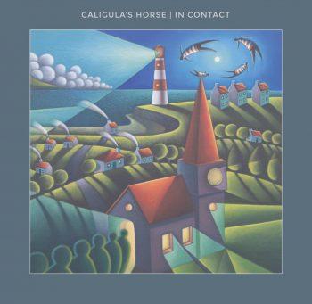 RockmusicRaider - Caligula's Horse - In Contact - Album Cover