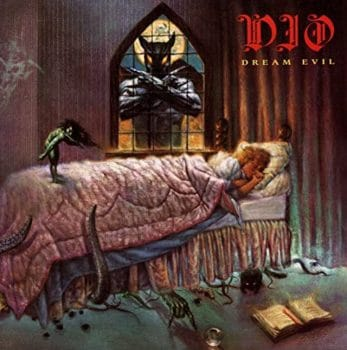 RockmusicRaider - Dio - Dream Evil - Album Cover
