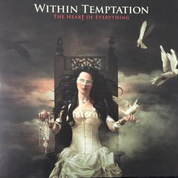 RockmusicRaider - Within Temptation - The Heart of Everything - Album Cover