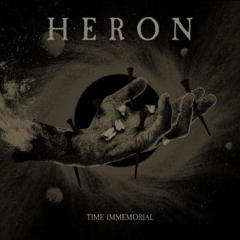 RockmusicRaider - Heron - Time Immemorial - Album Cover