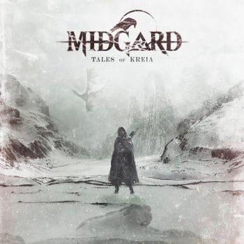 RockmusicRaider - Midgard - Tales of Kreia - Album Cover