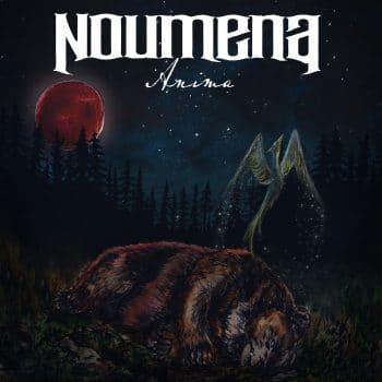 RockmusicRaider - Noumena - Anima - Album Cover
