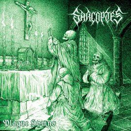 RockmusicRaider - Sarcoptes - Plague Hymns - Album Cover
