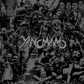 RockmusicRaider - Yanomamö - No Sympathy for a Rat - Album Cover