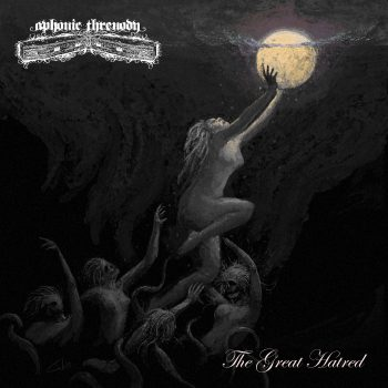 RockmusicRaider - Aphonic Threnody - The Great Hatred - Album Cover