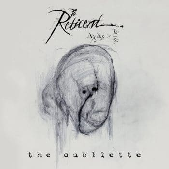 RockmusicRaider - The Reticent - The Oubliette - Album Cover