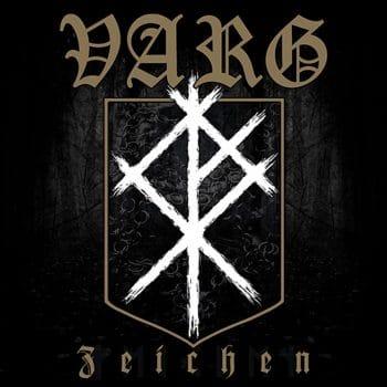 RockmusicRaider - Varg - Zeichen - Album Cover