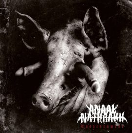 RockmusicRaider - Anaal Nathrakh – Endarkenment - Album Cover Cock Version
