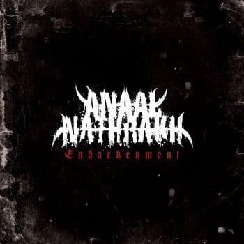 RockmusicRaider - Anaal Nathrakh – Endarkenment - Album Cover