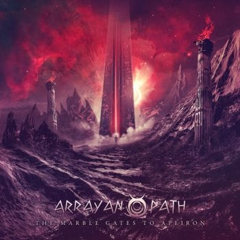 RockmusicRaider - Arrayan Path - The Marble Gates to Apeiron - Music Reviews
