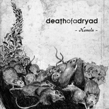 RockmusicRaider - Death of a Dryad - Hameln - Album Cover
