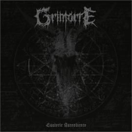 RockmusicRaider - Grimorte - Esoteric Ascendance - Album Cover