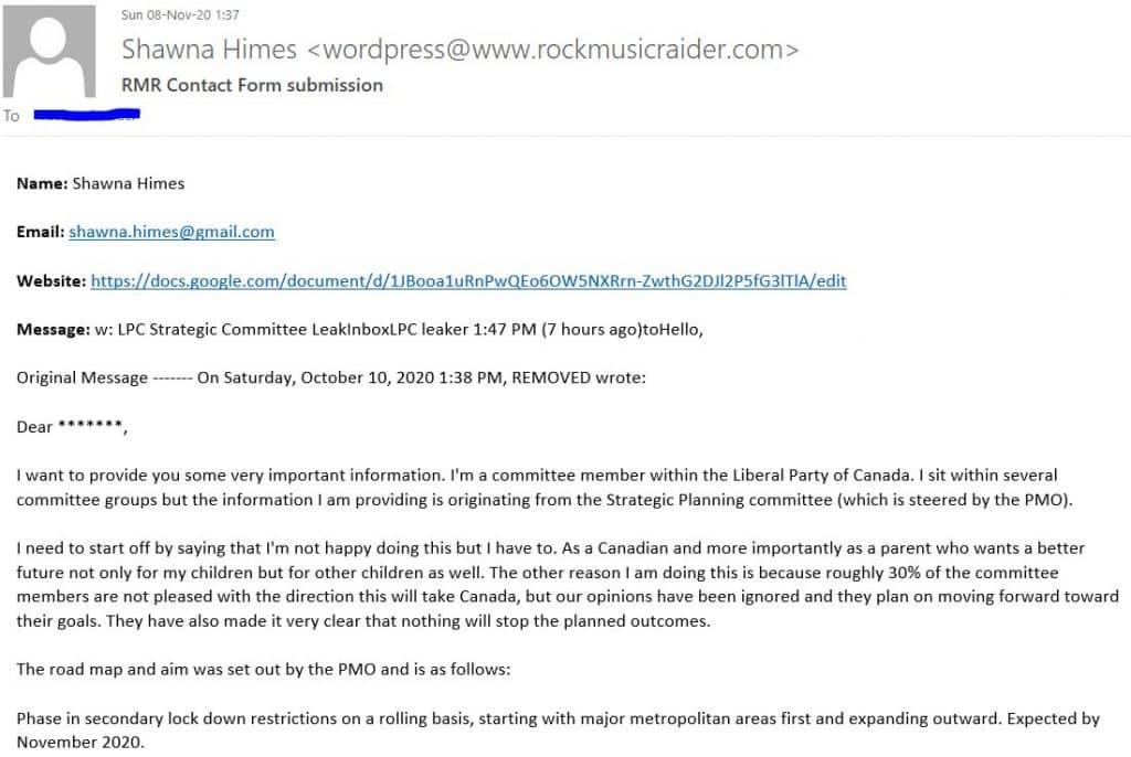 RockmusicRaider Pillory - Canadian religious nut Google Docs scam