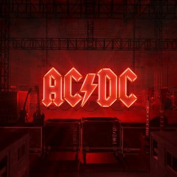 RockmusicRaider - AC/DC - Power Up - Album Cover