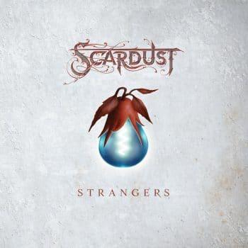 RockmusicRaider - Scardust - Strangers - Album Cover
