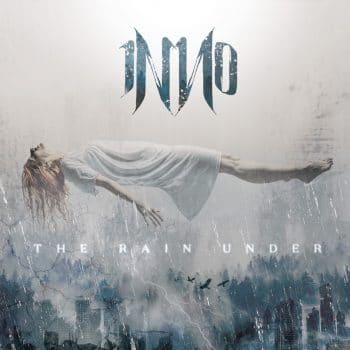 RockmusicRaider - Inno - The Rain Under - Album Cover
