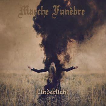 RockmusicRaider - Marche Funebre - Einderlicht - Album Cover