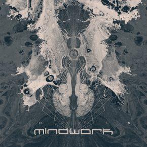RockmusicRaider - Mindwork - Cortex - Album Cover