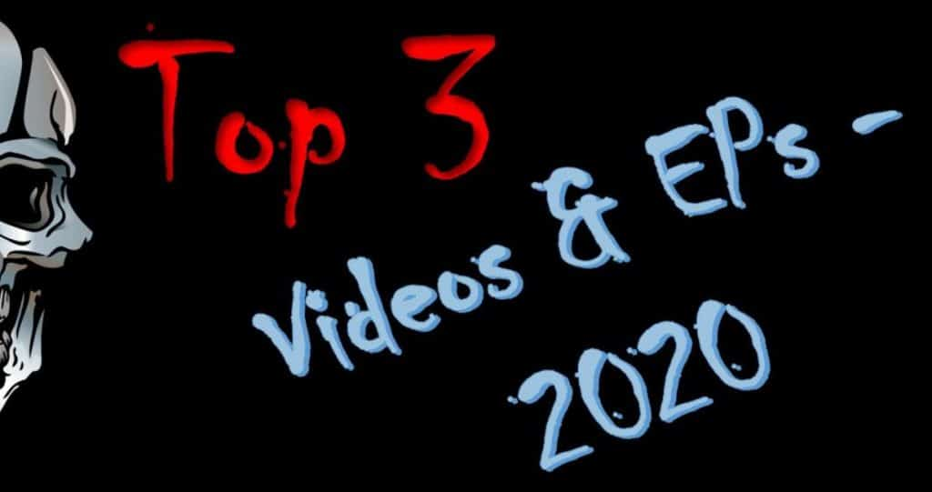 RockmusicRaider - Top 3 Videos and EPs 2020